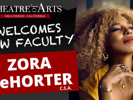 Zora DeHorter, Veteran Casting Director, Joins Theatre of Arts Faculty
