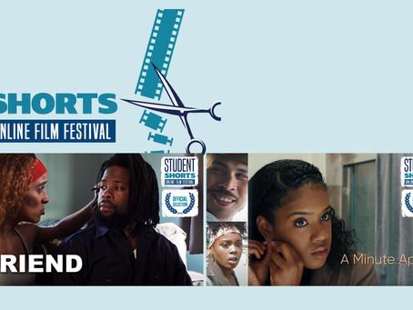 Student Shorts Film Festival Kicks Off!
