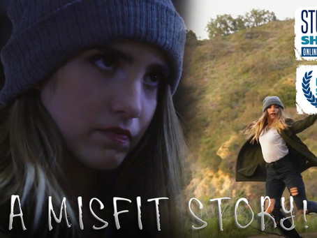 """A Misfit Story: Part 1"" World Premiere @ Student Shorts Film Festival"