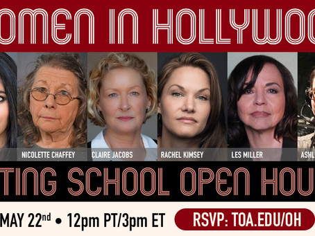 Women in Hollywood Open House