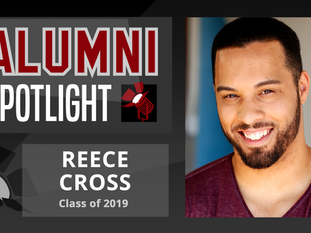 Reece Cross: Alumni Spotlight