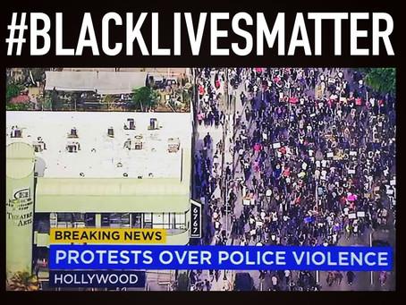 #BlackLivesMatter - Theatre of Arts Stands With Black America