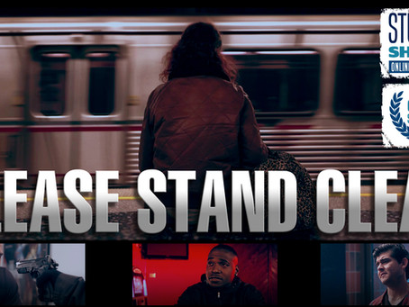 """""""Please Stand Clear"""" World Premiere @ Student Shorts Film Festival"""