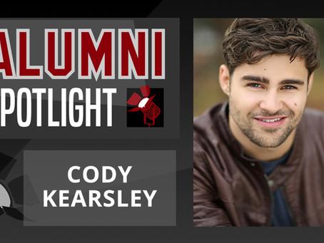 Cody Kearsley: Alumni Spotlight