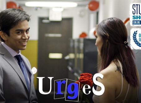 """Urges"" World Premiere @ Student Shorts Film Festival"