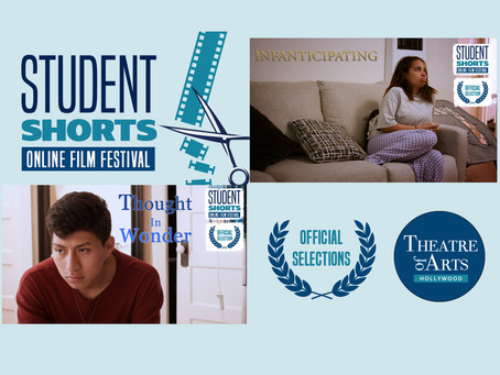 Student Shorts World Premieres for May 1, 2020