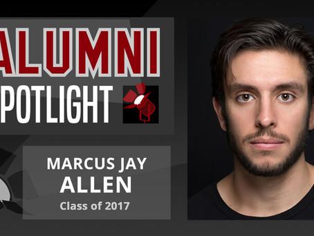 Marcus Jay Allen: Alumni Spotlight