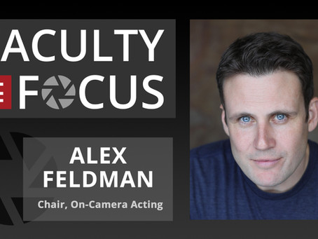 Alex Feldman: Faculty in Focus
