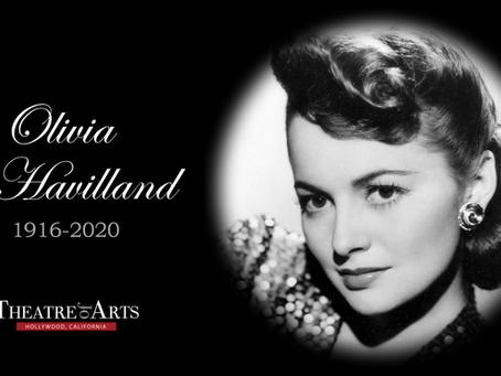 R.I.P. Olivia de Havilland