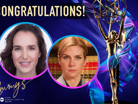Emmy Top Honors for TOA Board Members!