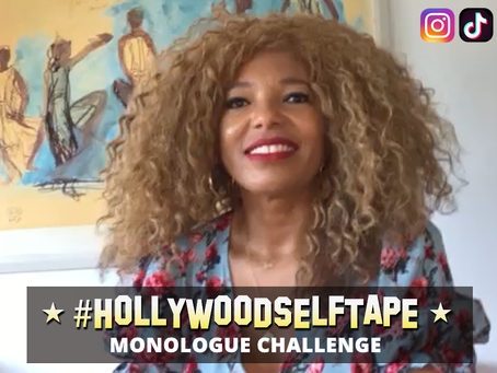Take the TOA #HollywoodSelftape Challenge!