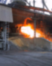 Charcoal fueled steel mill.IMG.JPG