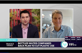 Beverage giants embrace global plan to slash plastic waste