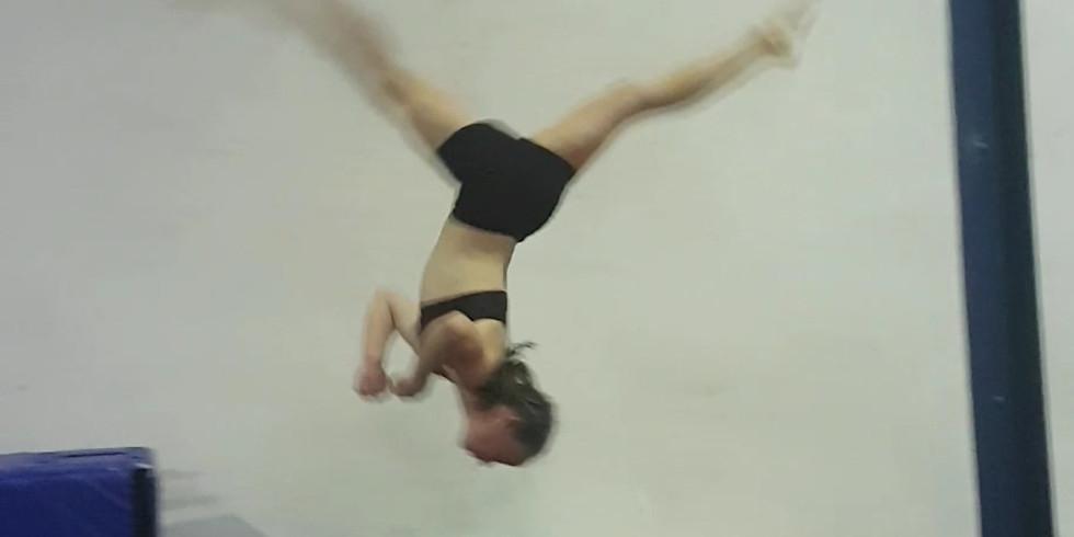 Gymnastics full day December 2020 School Holiday Fun