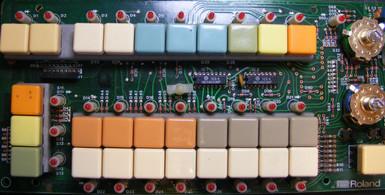 Roland CompuRhythm CR-8000