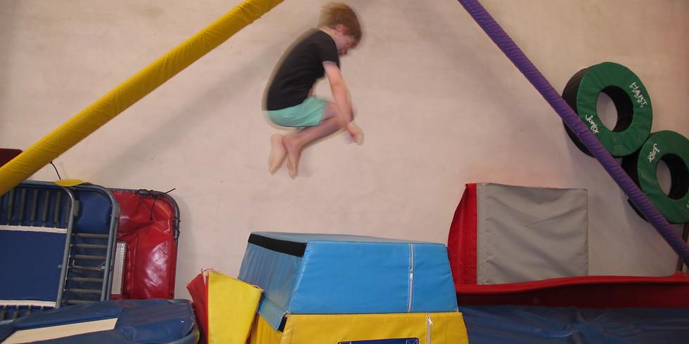 Gymnastics full day January 2021 School Holiday Fun Week 1