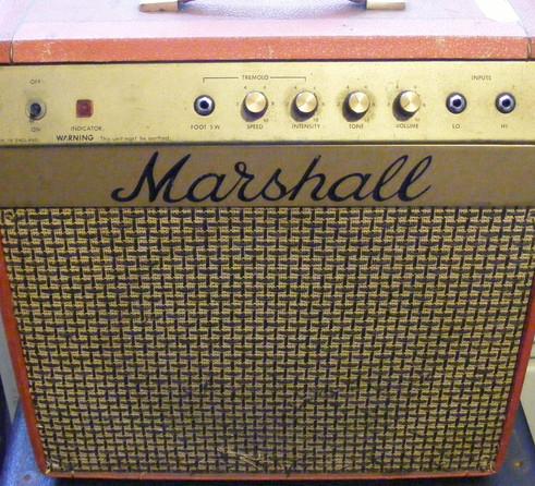 Marshall Mercury 1973