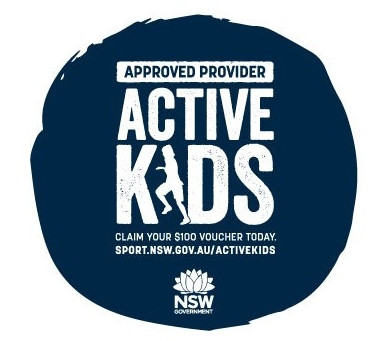 Active Kids approved provider