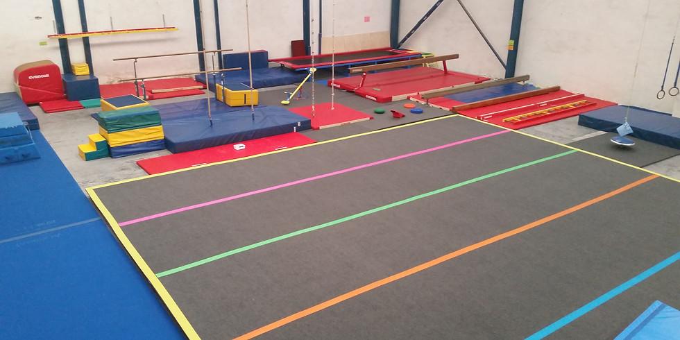 Gymnastics full day April 2021 School Holiday Fun Week 2