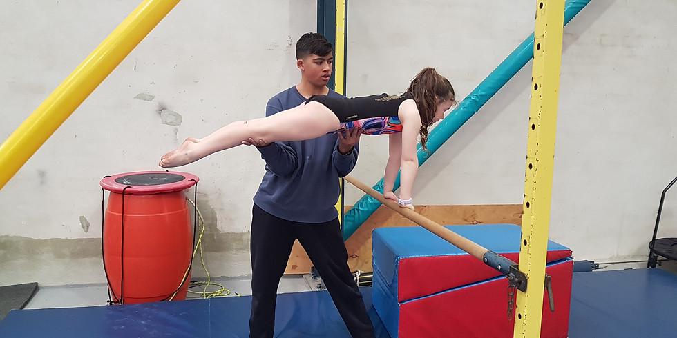 Gymnastics full day January 2021 School Holiday Fun Week 3