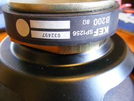 Kef SP1256 driver