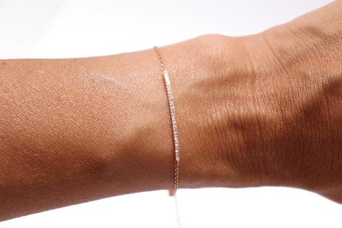 Bracelet Barette Rose BRORD252