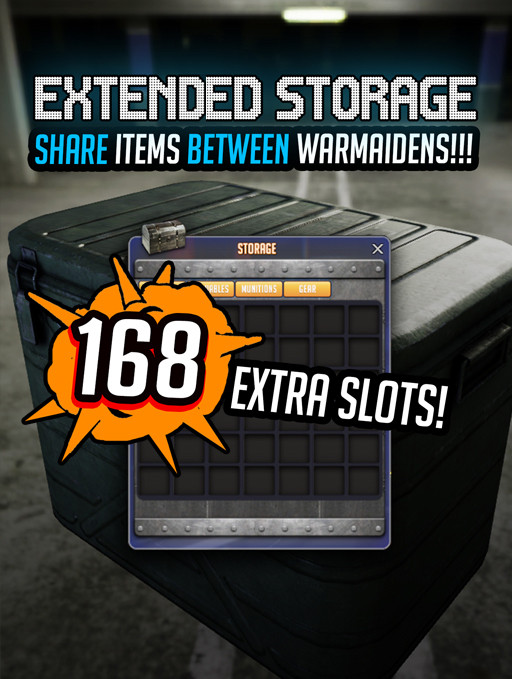 Extended Storage