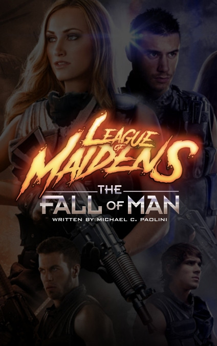League of Maidens Book 4: The Fall of Man