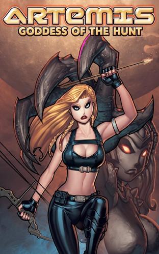 アルテミス、ハントブックの女神1