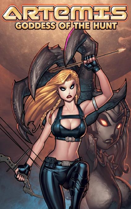阿耳emi彌斯,狩獵女神1