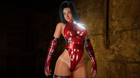 Ninja Assassin Outfit preview!