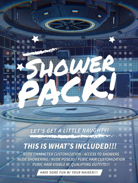 The Shower Pack