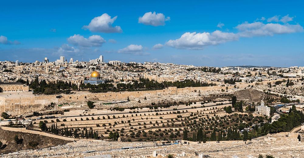Jerusalem, Israel, Dome Of Rock