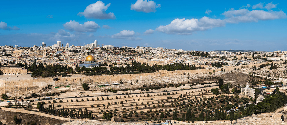 Most Popular Holy Land Sites to See in the Middle East