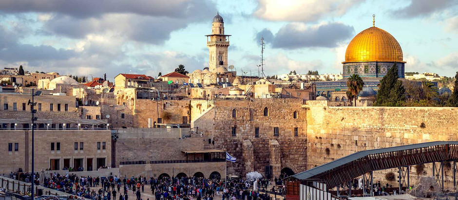 Holy Land Tours: What are the Benefits of Traveling with a Company?