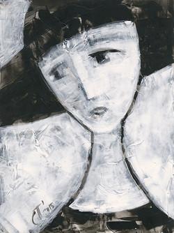 Черно-белая серия (Портрет)