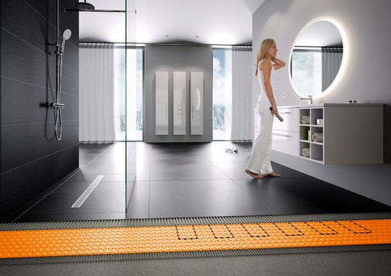 Top 5 reasons why you should choose underfloor heating