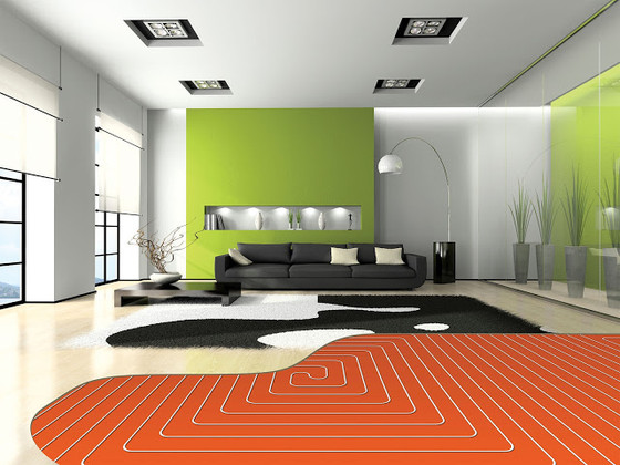 Fresh guidance for housebuilders on underfloor heating