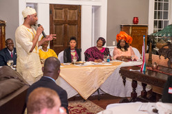 Growing African Diaspora Connections