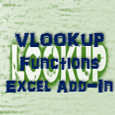 Advanced VLOOKUP Functions Add-in