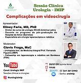 Sessão Clínica - Urologia IMIP