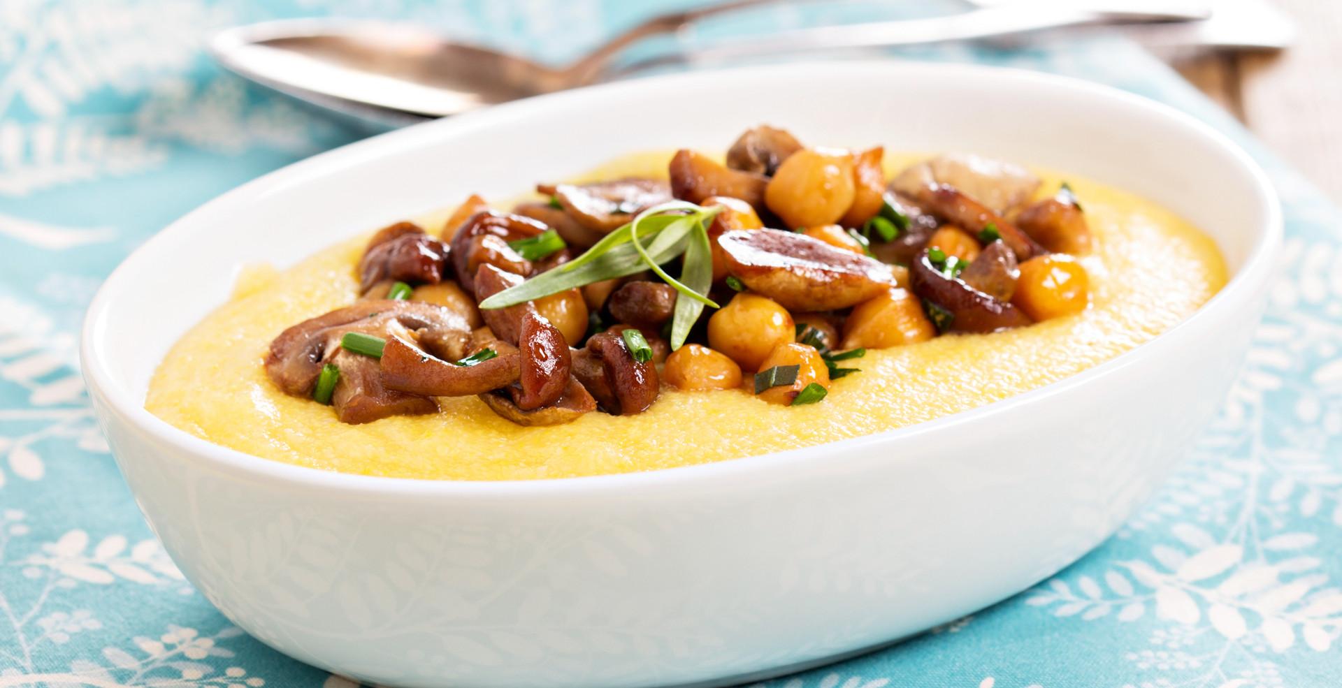 Polenta Dish
