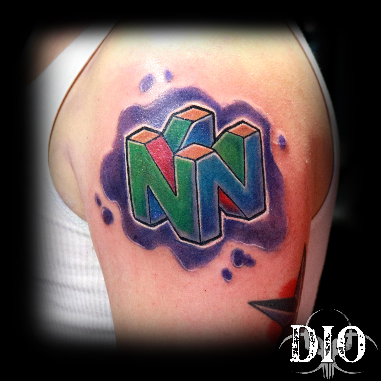 Nintendo N64 logo