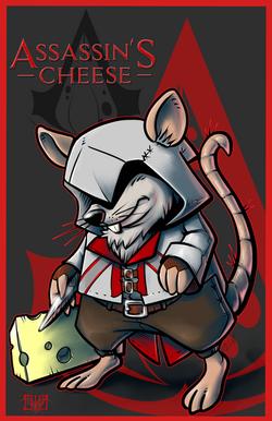 Assassins Cheese