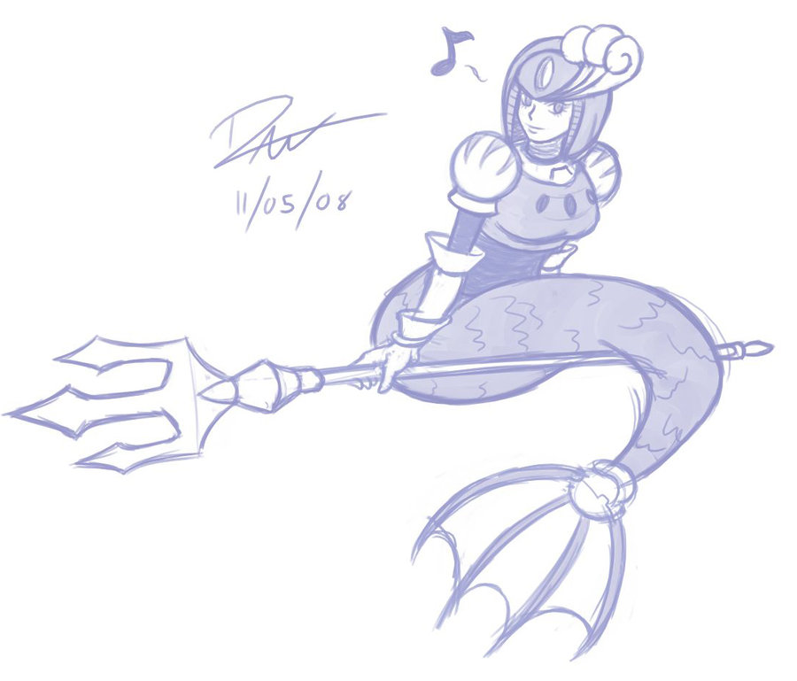 Sketch_a_Day_05___Splash_Woman_by_Timestones