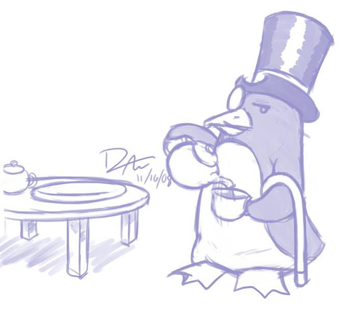 S_a_D_16___Classy_Penguin_by_Timestones