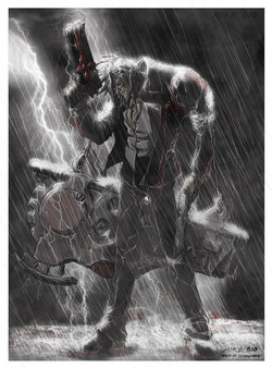rain of vengeance