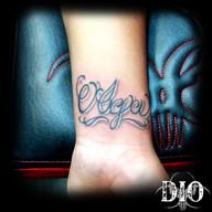 Olga-script-on-wrist.jpg