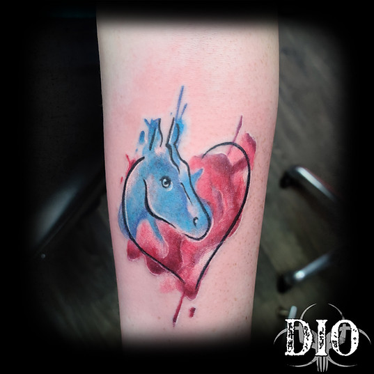 watercolor horse head & heart.jpg