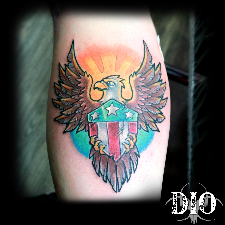 Eagle USA Shield